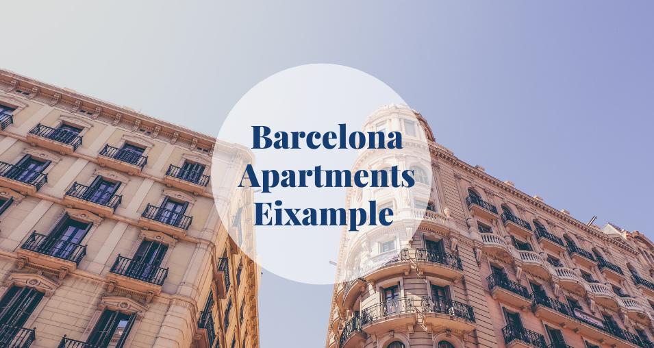 Barcelona Apartments Eixample - Barcelona-home