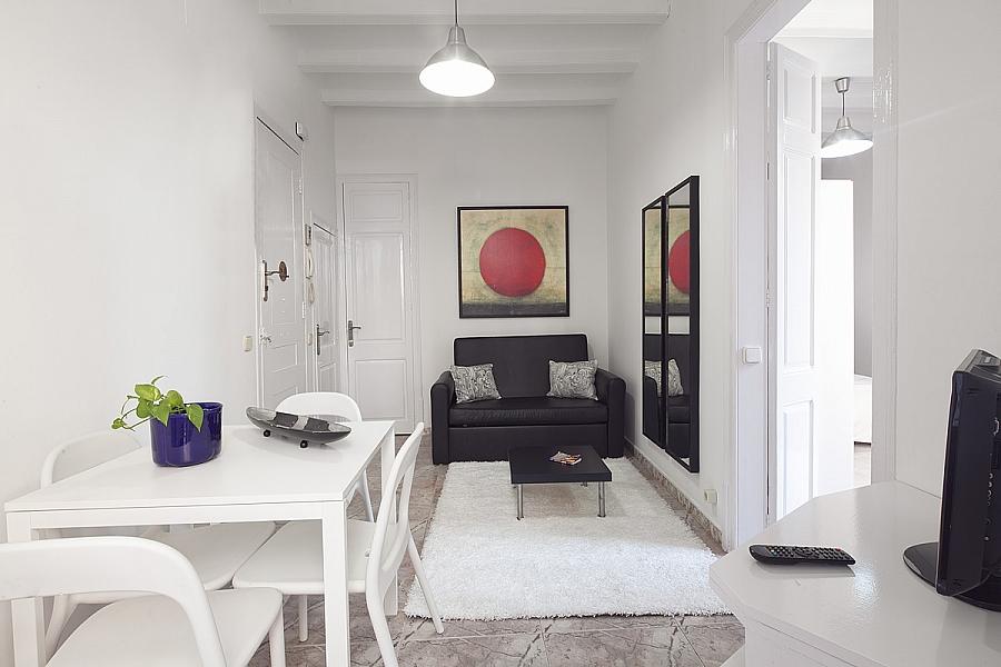 Appartamenti con 1 camera da letto Barcellona