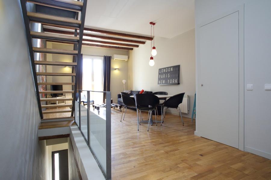 Duplex Suite Wohnung in Sagrada Familia