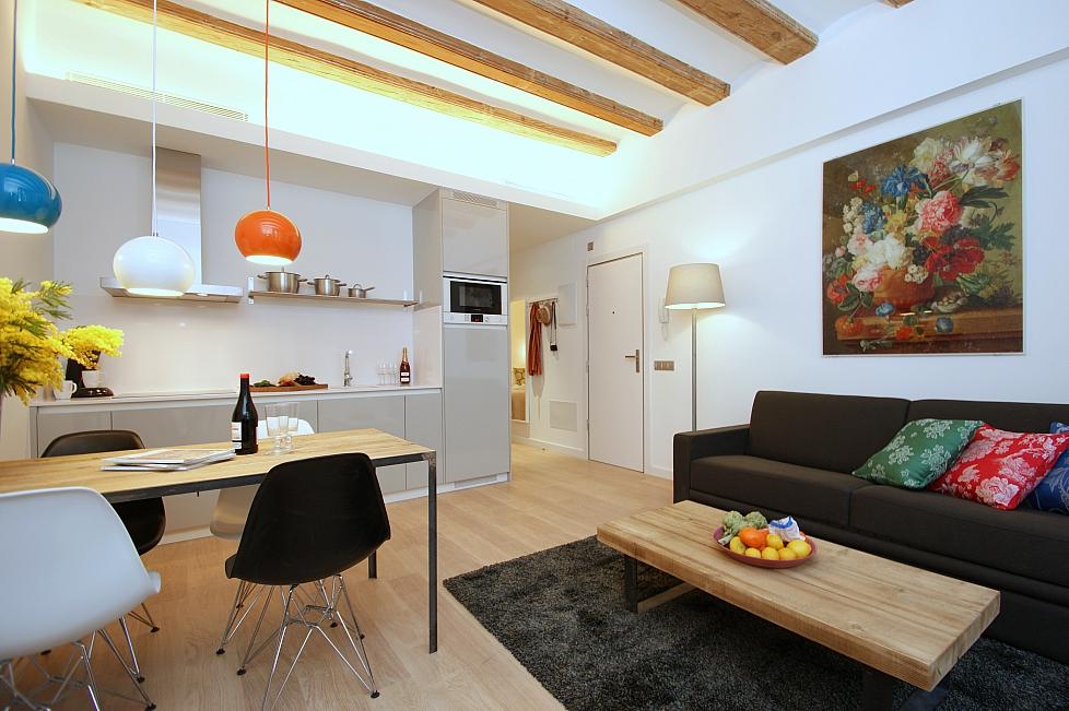 Apartment long-term rental