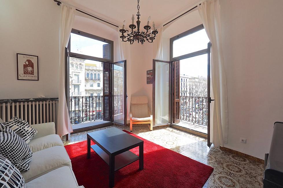 Appartamenti rambla di barcellona barcelona home blog for Affittare casa a barcellona