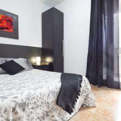 Trerumslägenheter i Barcelona
