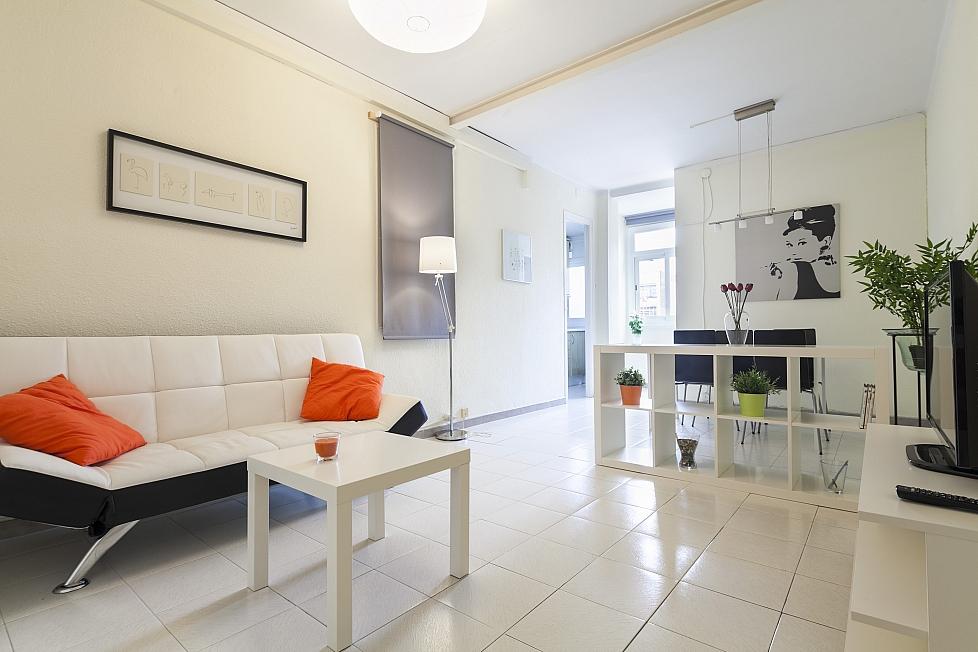 Wohnung in der Nähe der Sagrada Familia