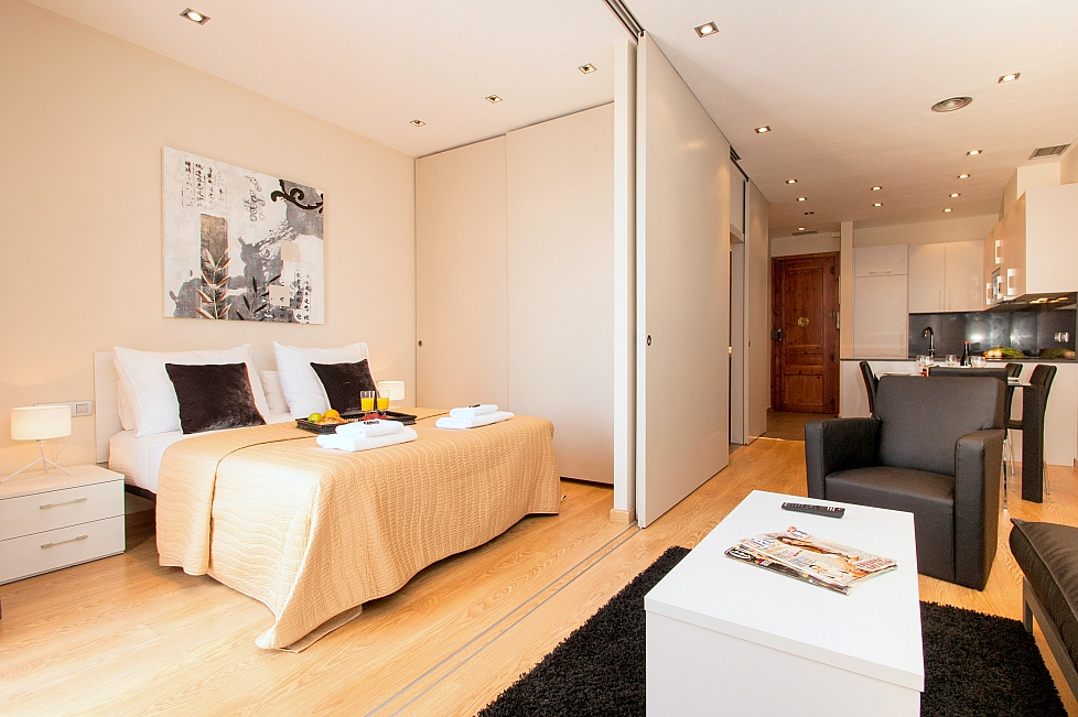 sfeervol appartement