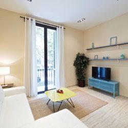 Appartamenti con 3 camere da letto a barcellona for Affittare casa a barcellona