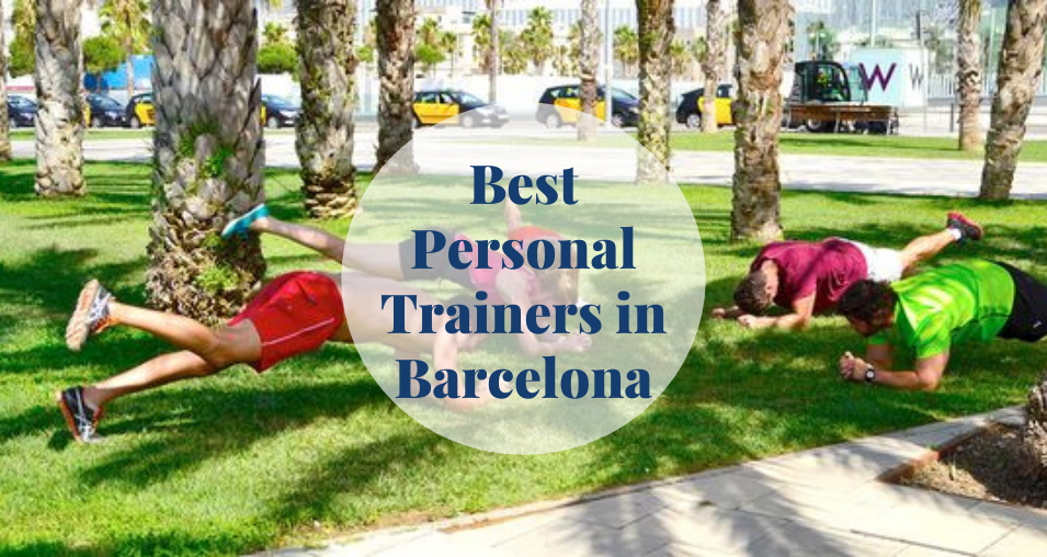 Best Personal Trainers in Barcelona Barcelona-Home