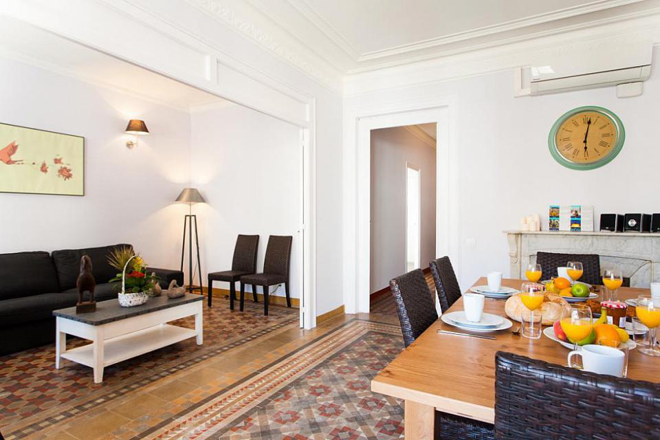 Appartement de 5 chambres