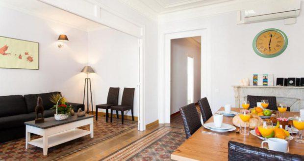 Appartamenti ristrutturati a barcellona barcelona home blog for Appartamenti barcellona
