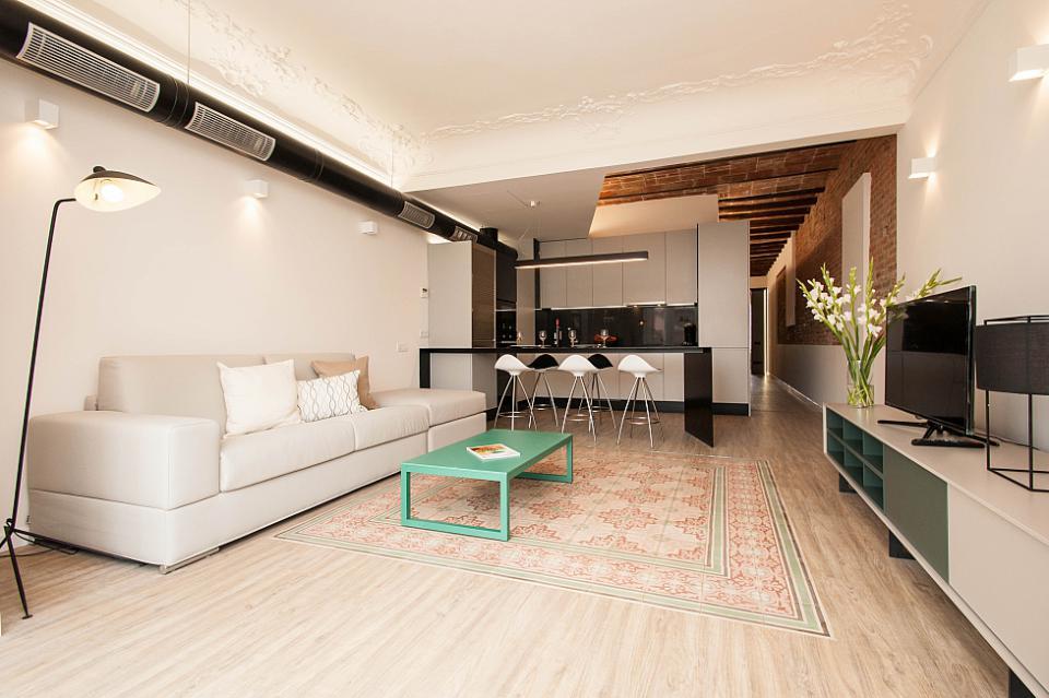 Renoviertes Apartment