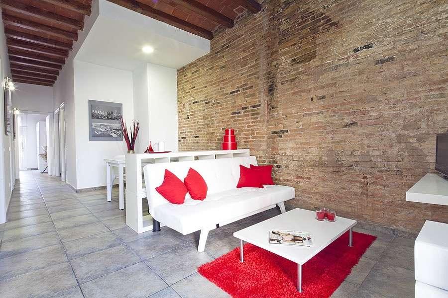 4-Zimmer Wohnung in Eixample