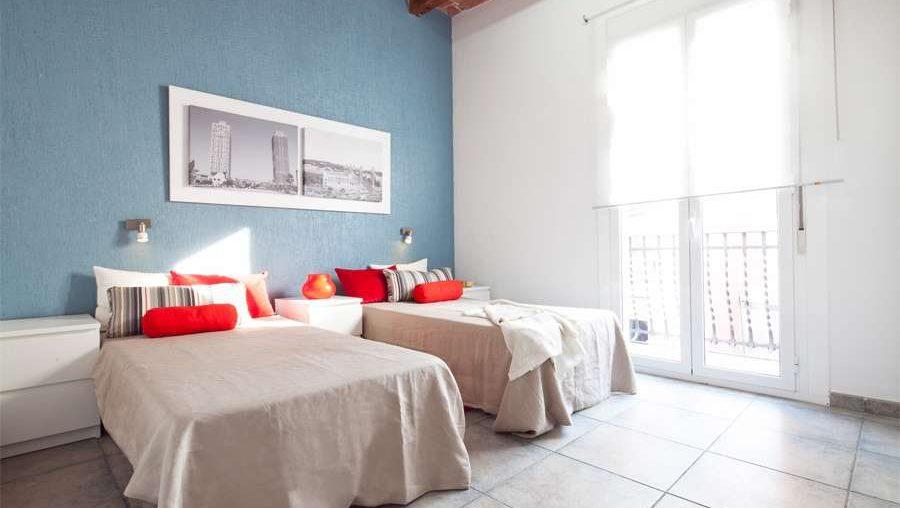 appartamenti con 4 camere da letto a barcellona