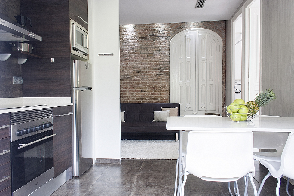 APARTMENT NAHE CAMP NOU BARCELONA