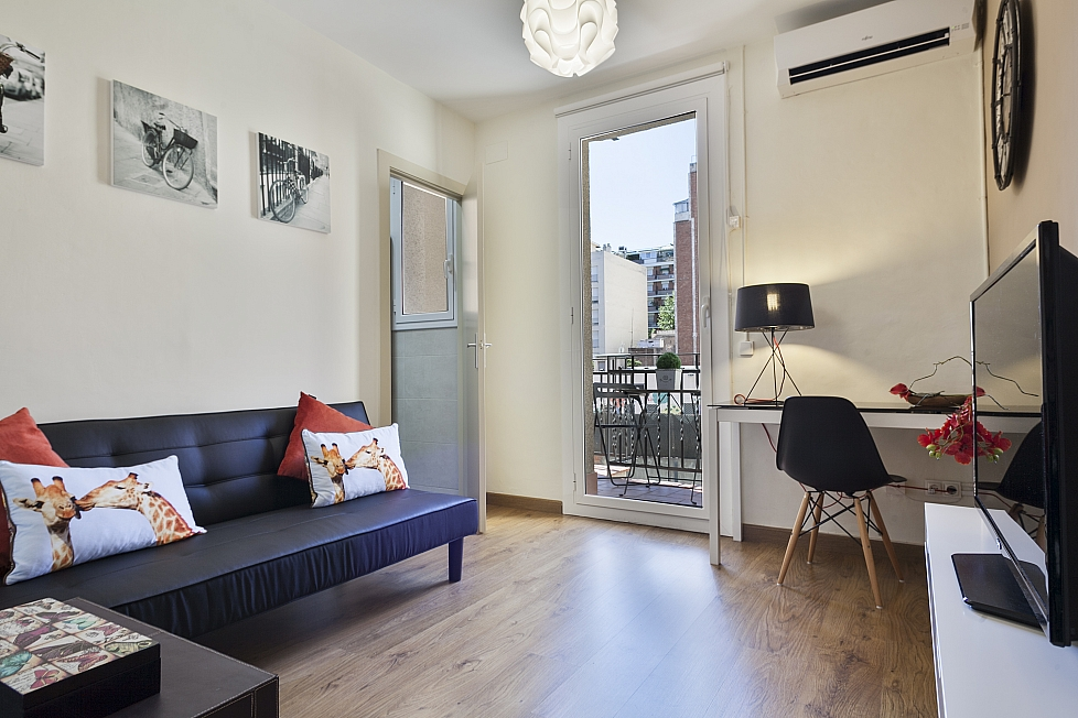 safe apartments in Barcelona