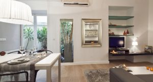 Rent ground floor apartment Barcelona