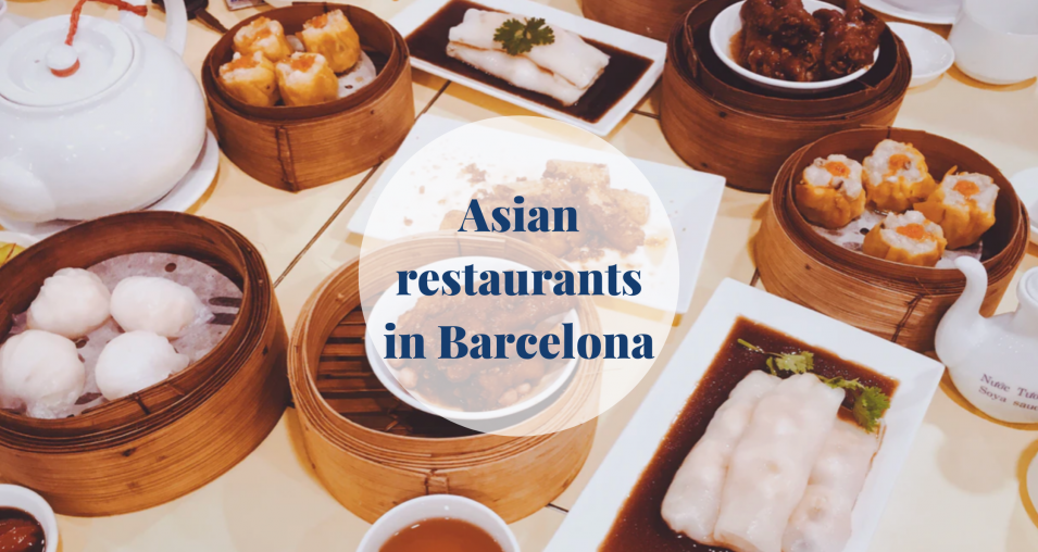 Nice Asian restaurants in Barcelona - Barcelona Home
