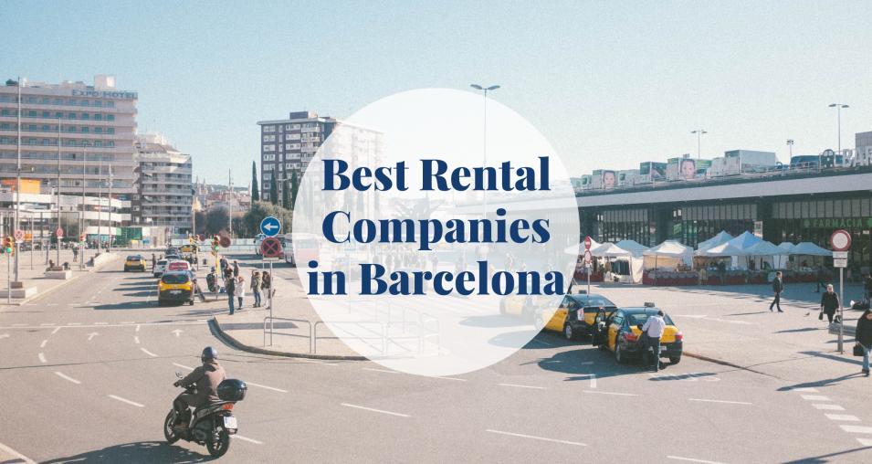 Best Rental Companies in Barcelona Barcelona-Home