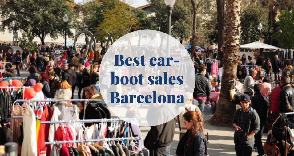 Best car-boot sales Barcelona Barcelona-Home
