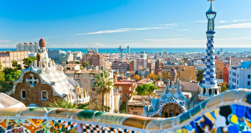 Most beautiful parks in Barcelona