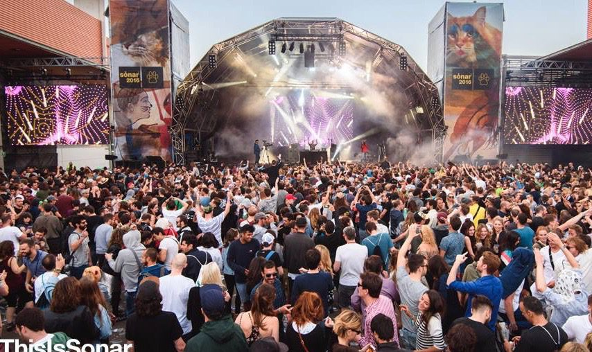 Best Festivals in Barcelona