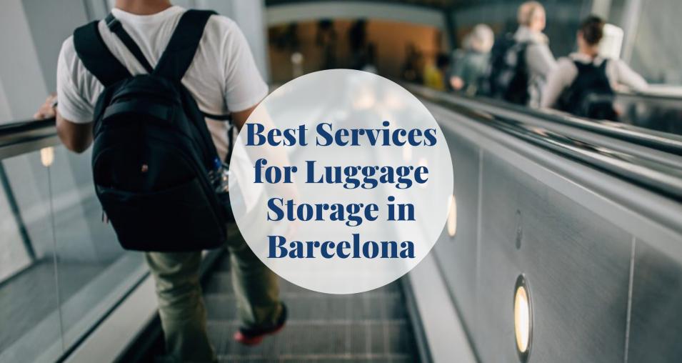 Luggage Storage Barcelona Best Services Barcelona-Home