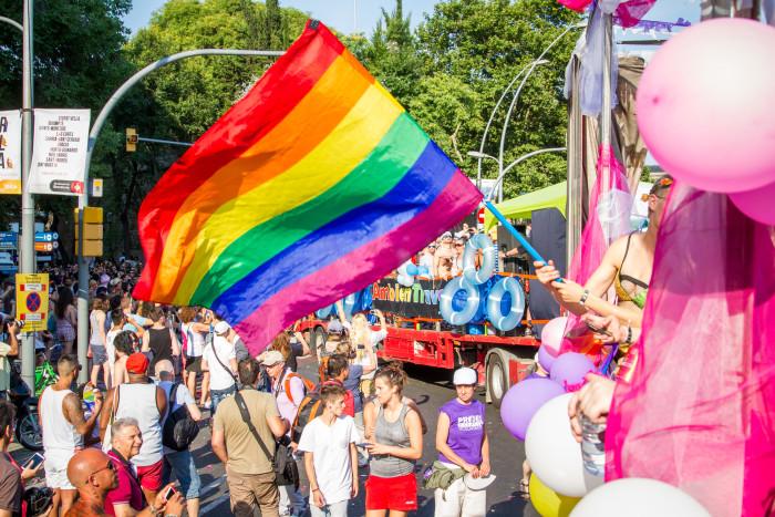 Gay-Pride-Flag-during-Barcelona-Pride-Parade-700x467