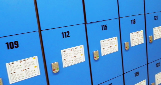 Locker Barcelona