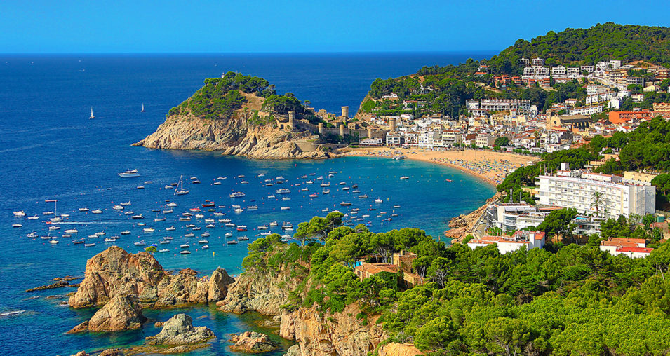 Best weekend trips from Barcelona
