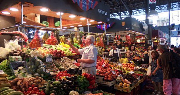 migliori mercati alimentari di Barcellona