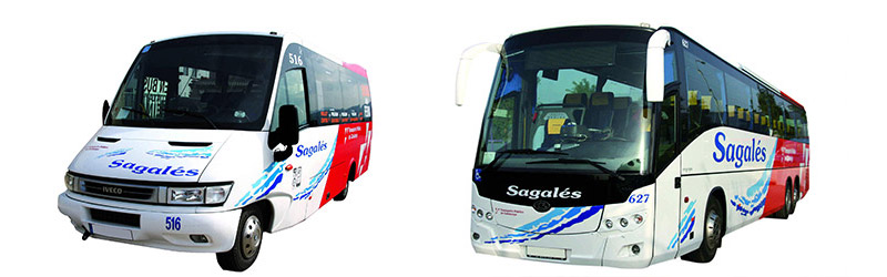Best Private transfers in Barcelona: Sagales