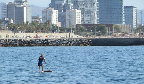 Paddle, Barcelona