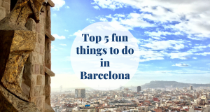 Top 5 fun things to do in Barcelona Barcelona-Home