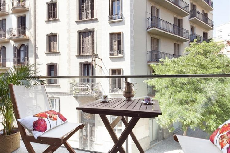Legal apartment in Barcelona