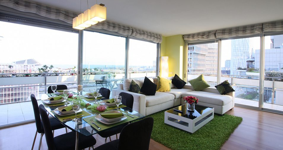 Apartments for Barcelona Beach Festival Poblenou