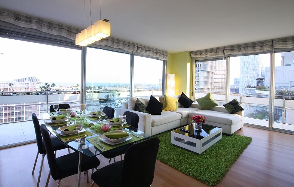 Lägenhet för Barcelona Beach Festival Poblenou