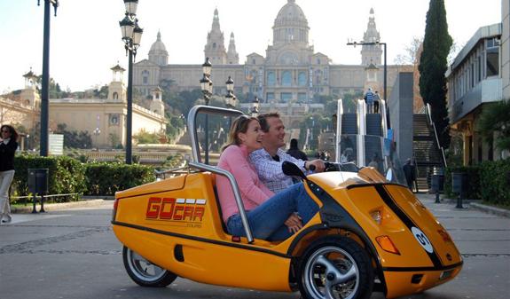 Alternative ways to see Barcelona