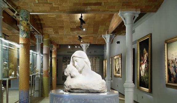Museum of Modernism Barcelona; Barcelona Home