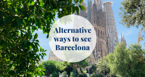 Alternative ways to see Barcelona Barcelona-Home