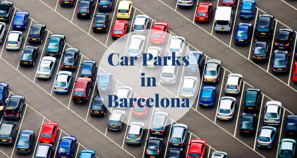 Car Parks in Barcelona Barcelona-Home