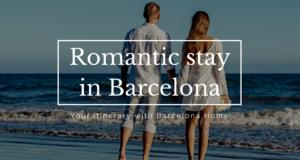 Romantic Stay in Barcelona