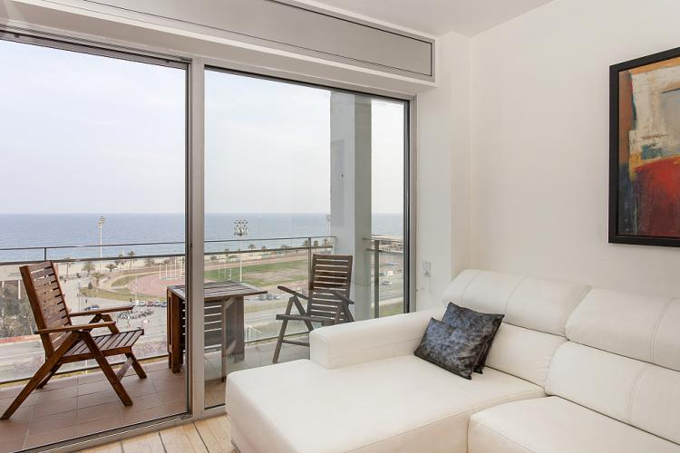 holiday apartments by the beach in Barcelona