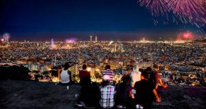Sant Juan Festival Barcelona; Barcelona-home