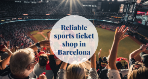 Reliable sports ticket shop in Barcelona Barcelona-Home
