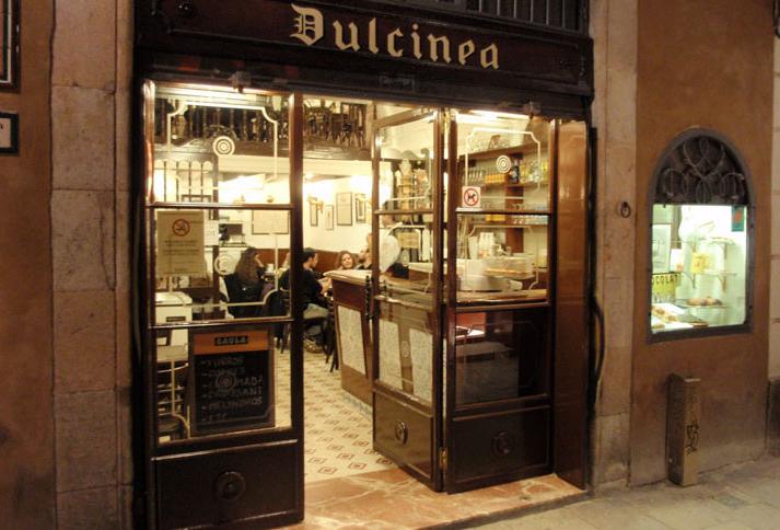 Churrerías - Barcelona-home