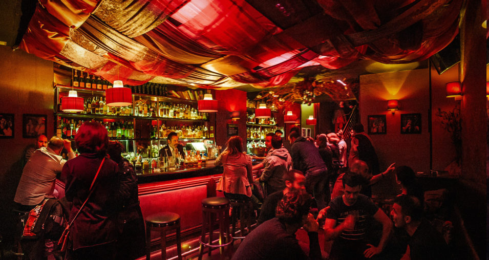 Slow Barcelona Cocktail Bar