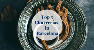 Churros - Barcelona-home