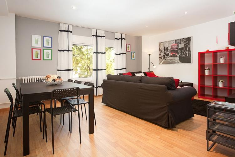 Accommodation for large groups in Barcelona