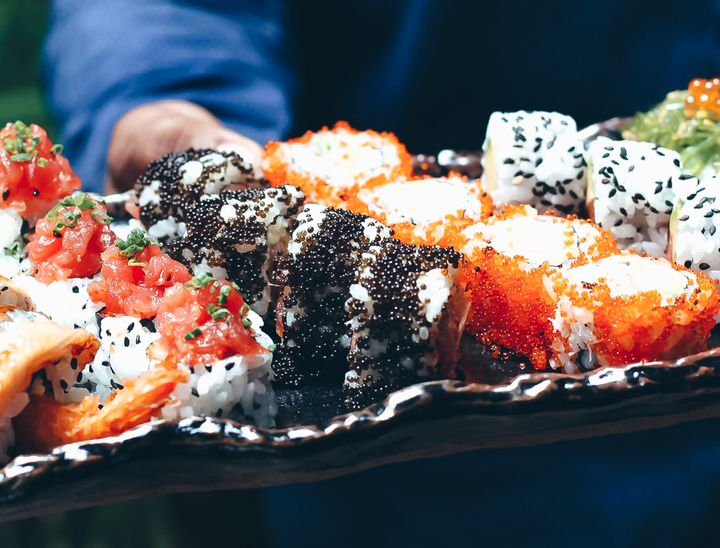 sushi - Barcelona-home