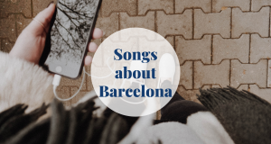 Songs about Barcelona Barcelona-Home