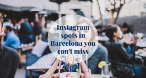 Instagram spots in Barcelona you can't miss Barcelona-Home