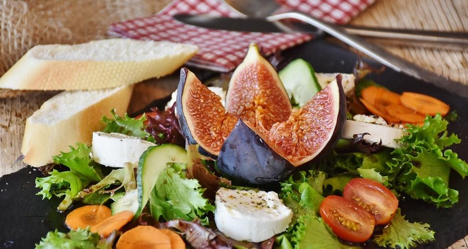 Healthy food restaurants Barcelona